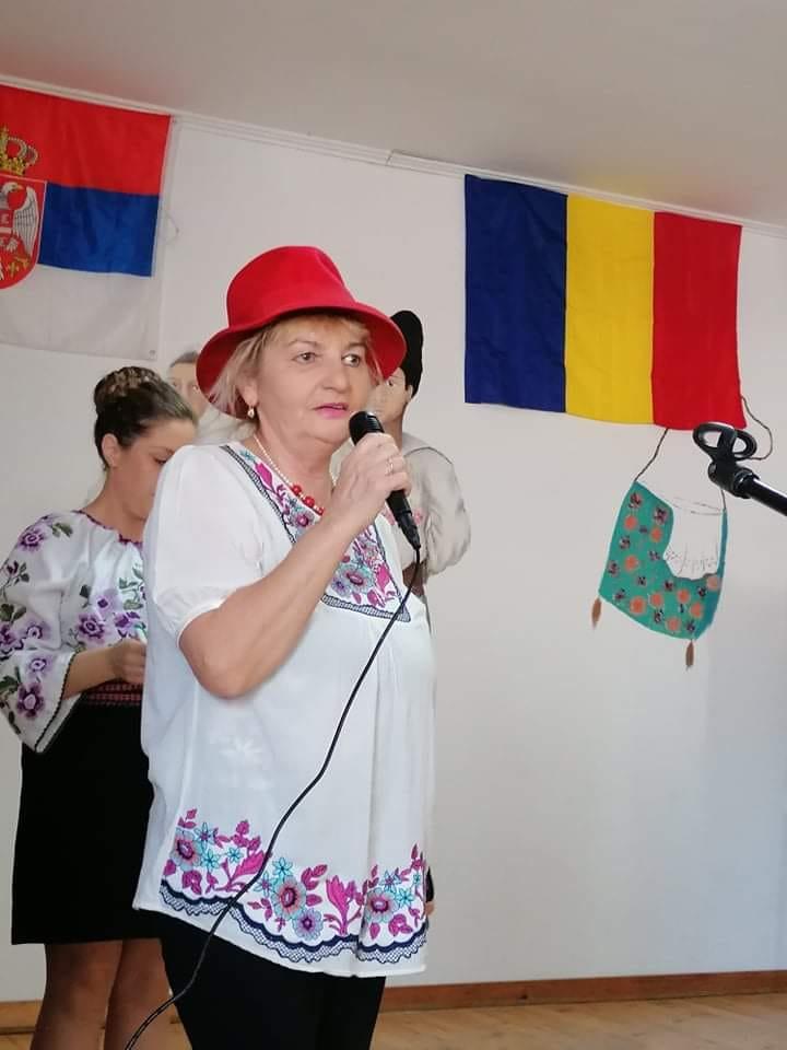PROF. MARIA RADU, PREȘEDINTA COMISIEI DE FEMEI ÎN CADRUL LIGII JUDEȚENE A PENSIONARILOR DIN CARAȘ-SEVERIN