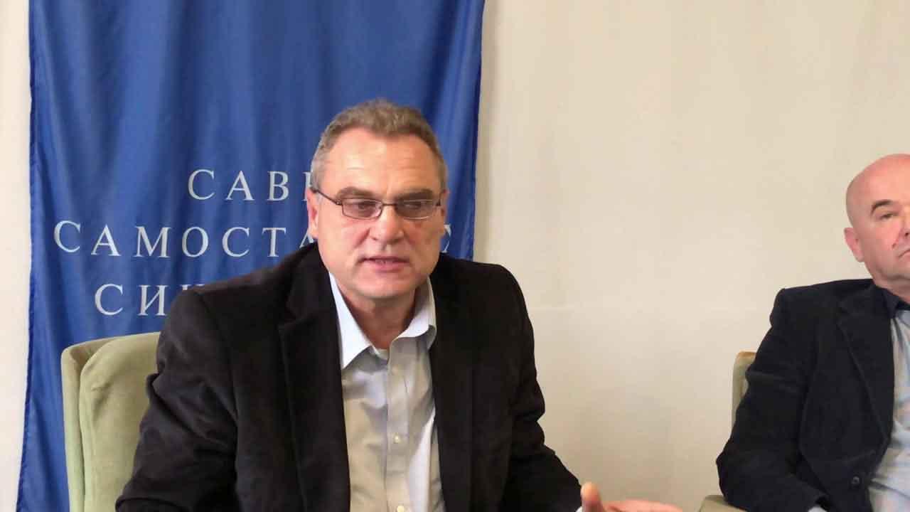 GORAN MILIĆ, PREȘEDINTELE UNIUNII SINDICATELOR INDEPENDENTE DIN VOIVODINA: Concedieri sporadice, iar unele companii oferă noi posturi de muncă