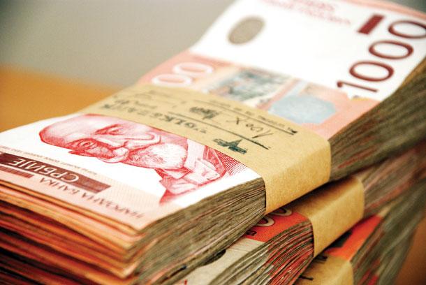 La Titel, cele mai mari venituri din Voivodina