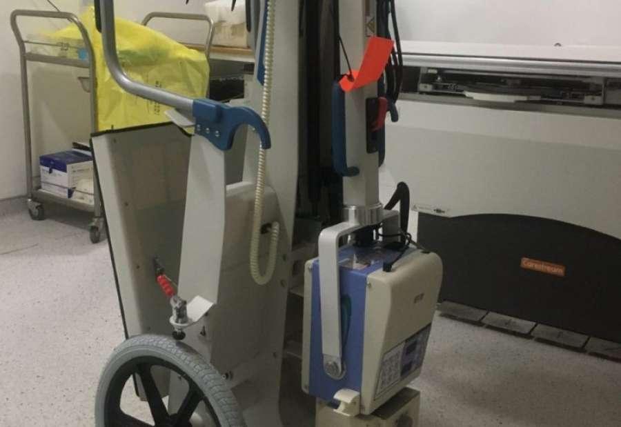 CRONICA MUNICIPIULUI PANCIOVA –  Spitalul a primit un aparat roentgen mobil
