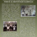 COSTUMUL POPULAR TRADIŢIONAL, UN INDICIU AL IDENTITĂŢII NAŢIONALE