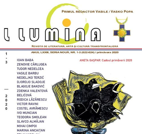 LUMINA, Anul LXXIII, Nr. 1-3 (622-624) Primăvara 2020