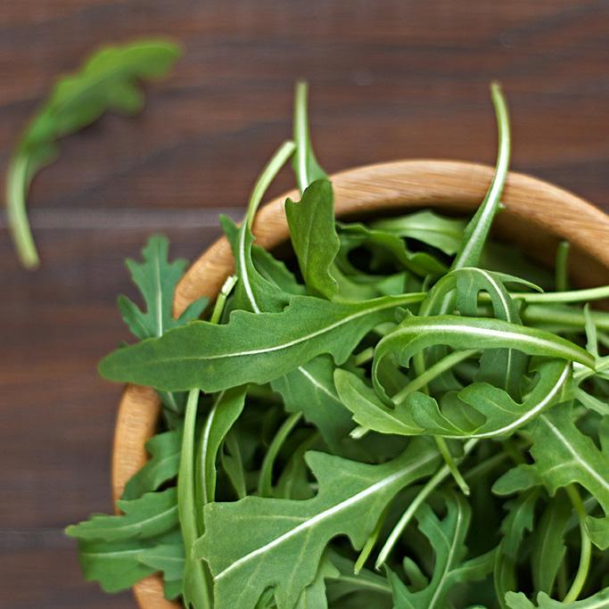 Plantele, aliații sănătății: rucola