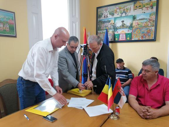 CONSILIUL NAȚIONAL AL MINORITĂȚII NAȚIONALE ROMÂNE DIN SERBIA