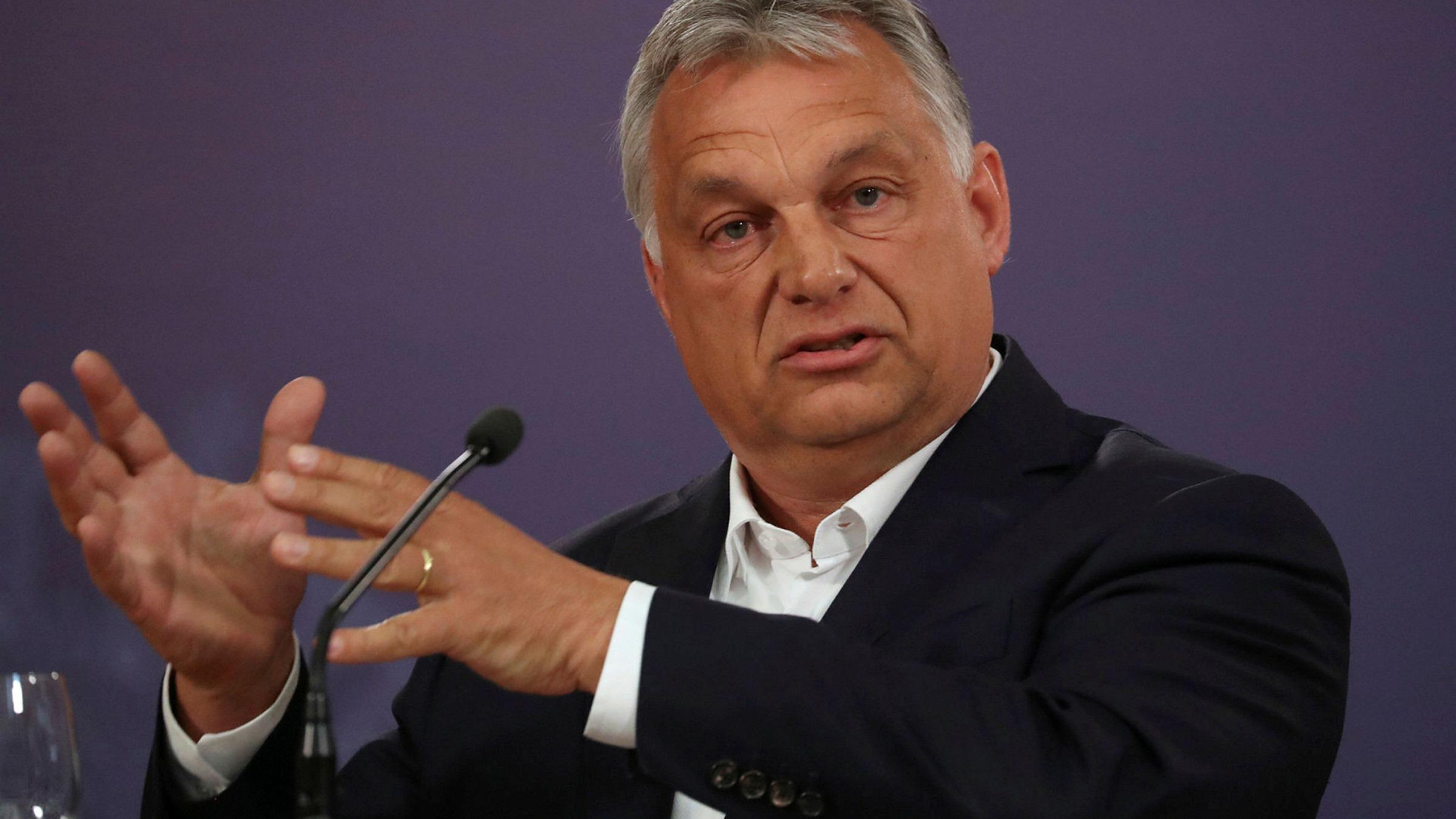 Discurs amenințător și radical al premierului Viktor Orban
