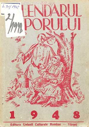 Calendarul poporului 1948