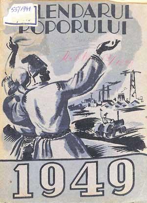 Calendarul poporului 1949