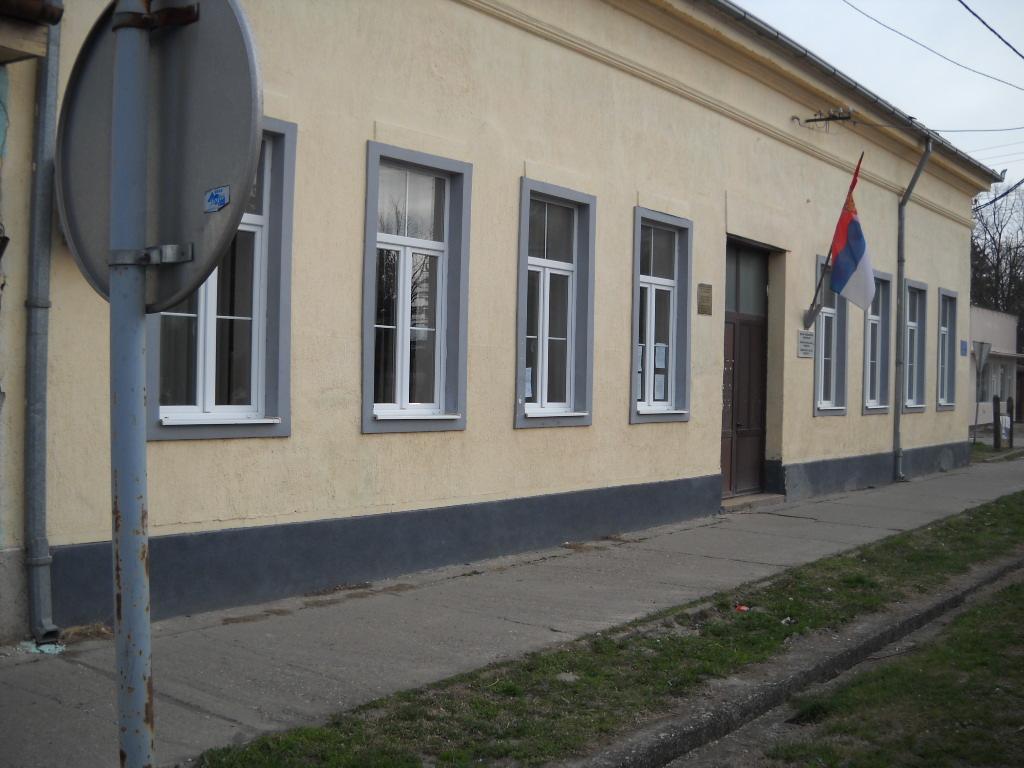 Ştiri, Alibunar, Amenajarea canalelor de epurare a apei, Petrovasâla, Lucrări în centrul satului