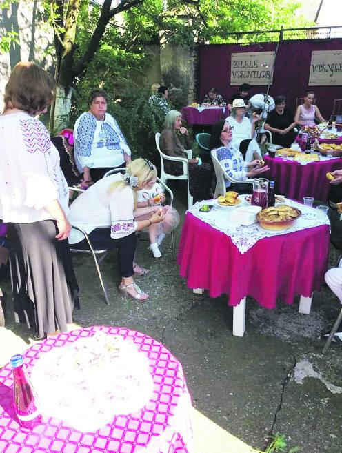 ZIUA VIȘINELOR, OVCEA 2020: Eveniment cu tradiție