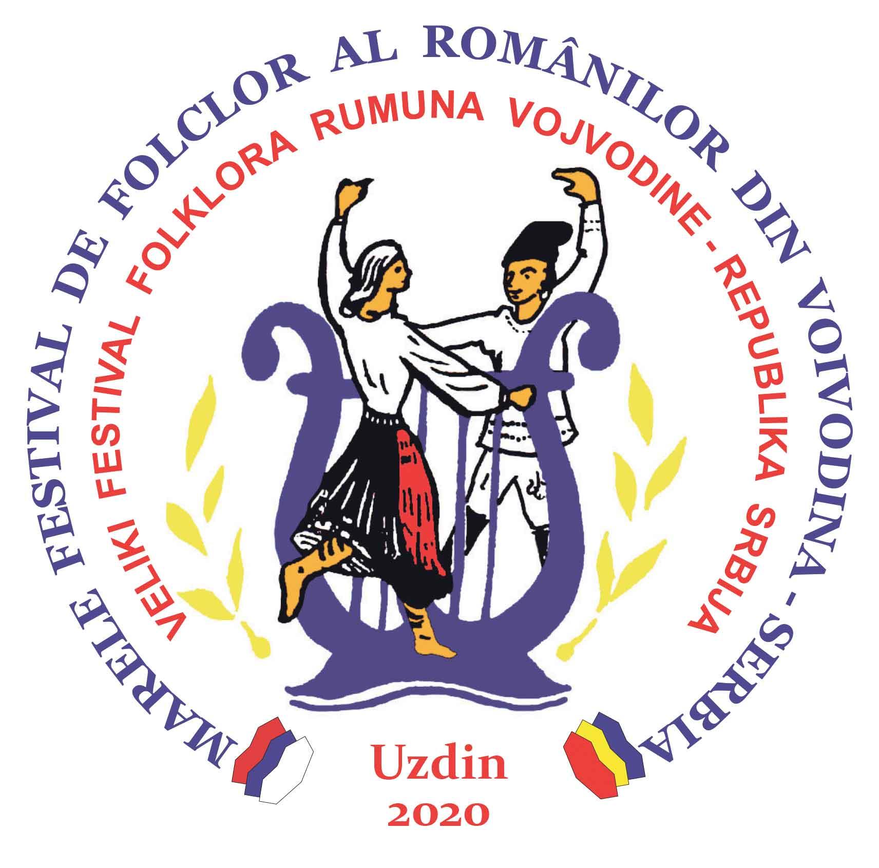 Consiliul Executiv al Marelui Festival de Folclor al Românilor din Voivodina-Serbia anunţă:  CONCURS