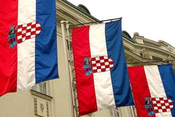 Alegerile parlamentare în Croația