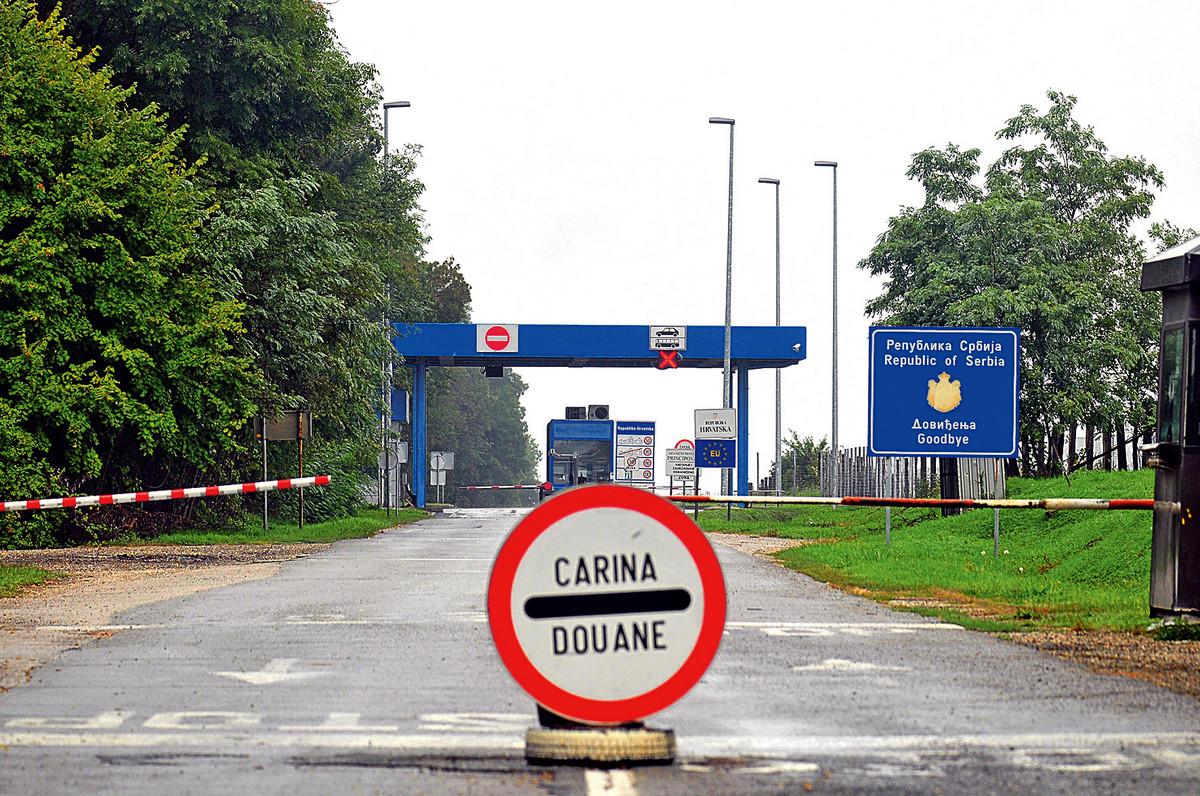 Trecerea  de frontieră Evzoni  rămâne închisă