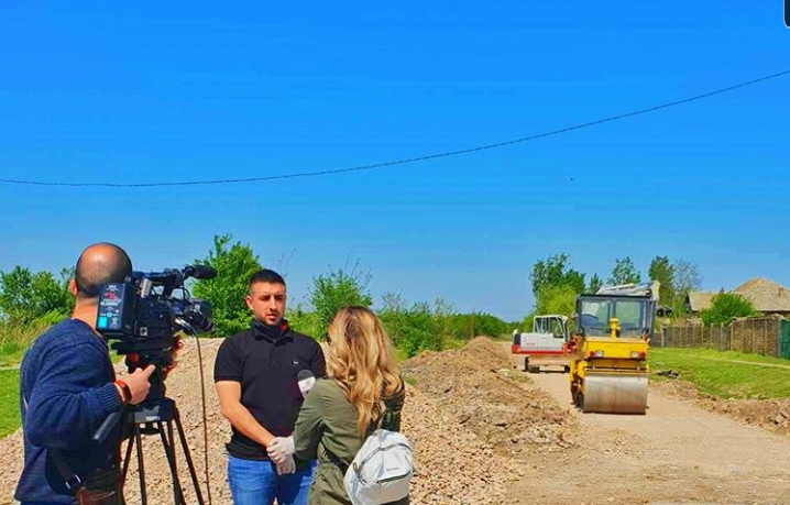 În satul fruntaș Sân-Mihai, S-au realizat acţiuni de amploare