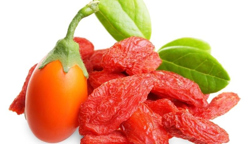 Fructele de goji un puternic antioxidant