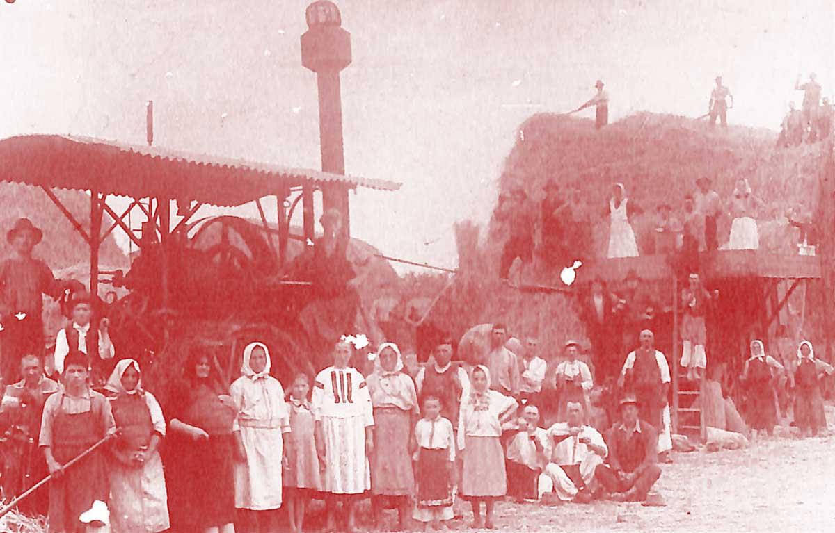 Prima cooperativă agricolă înregistrată din Râţişor (1936)