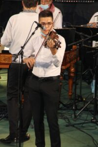 Adrian Bugar, Ecica (vioară)
