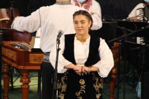 Ana Maria Damian, Torac (voce)