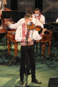 Denis Lupșor, Ecica (vioară)