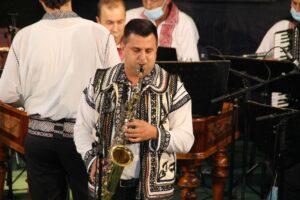 Marian Roșu, Alibunar (saxofon)