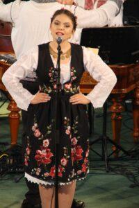 Gabriela Petrovici, Satu Nou (voce)