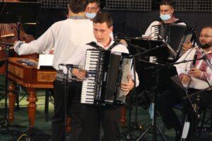 Darco Neda, Uzdin (acordeon)