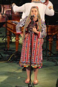 Virginia Totan, Uzdin (voce)