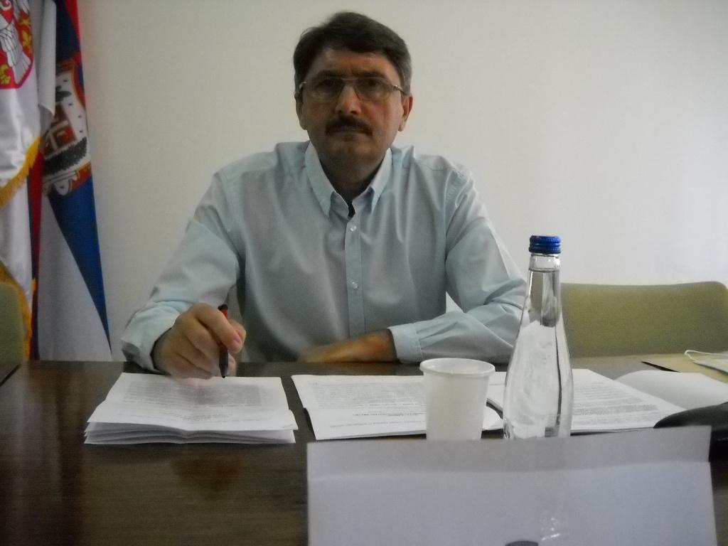 Petar Mohan din Sân-Mihai, vicepreședinte al Adunării comunei Alibunar
