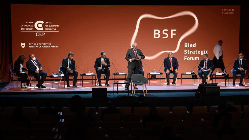Președintele Vučić a participat la Forumul Strategic de la Bled