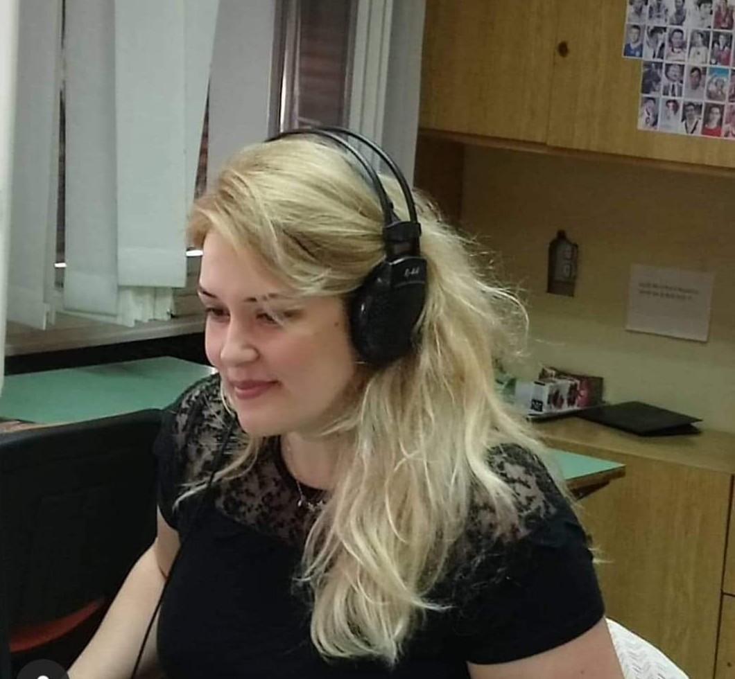 Laura Kolarski  Jurnalismul oferă lecții de viață