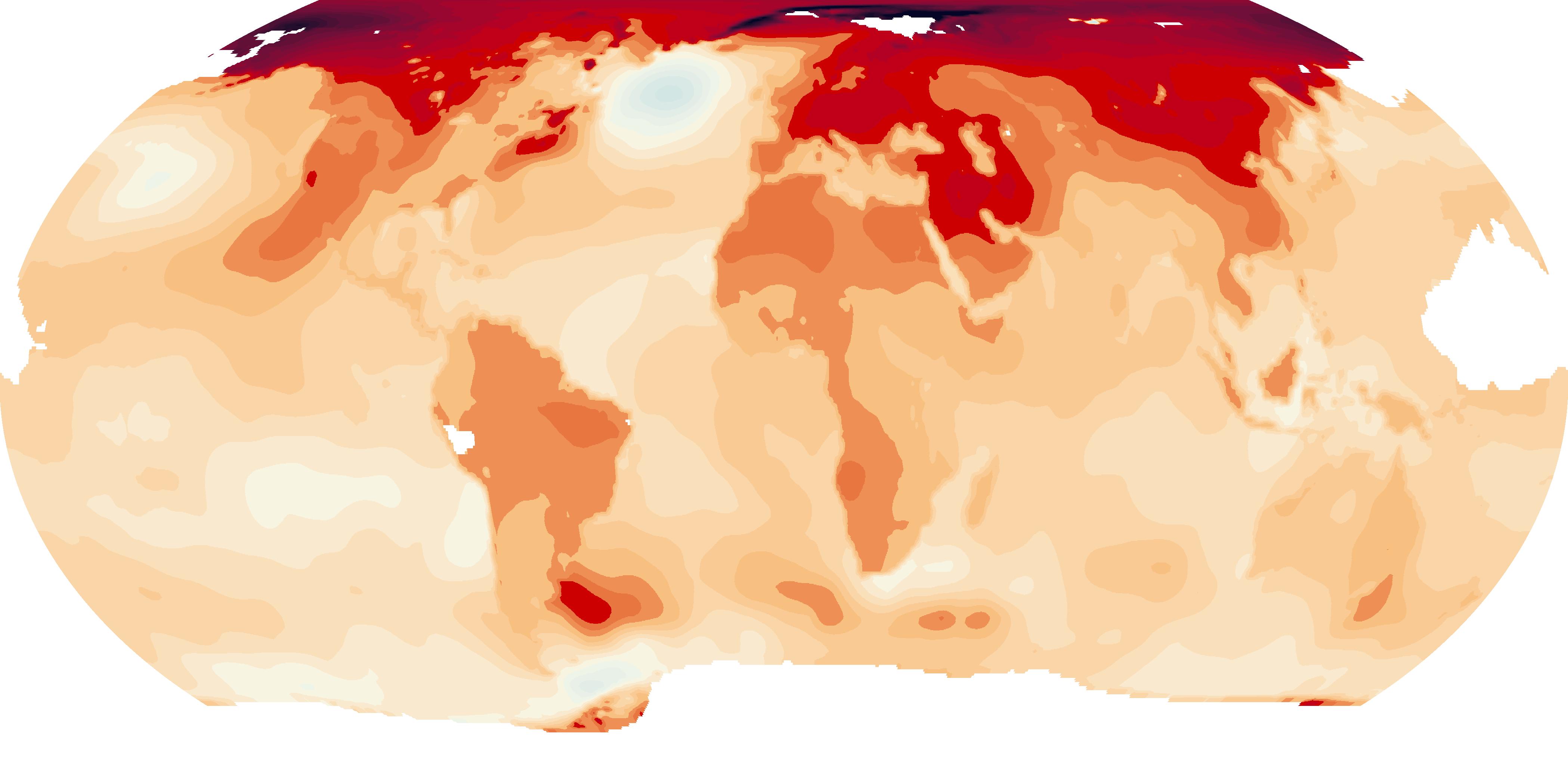 Experții: Trebuie să ne facem griji din cauza creșterii temperaturilor în Siberia