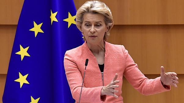 Ursula von der Leyen: Rezistenţa, pilonul Europei