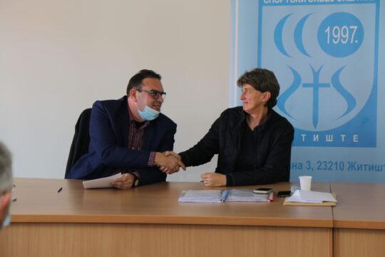 Asociația Sportivă a Comunei Jitiște are un nou președinte