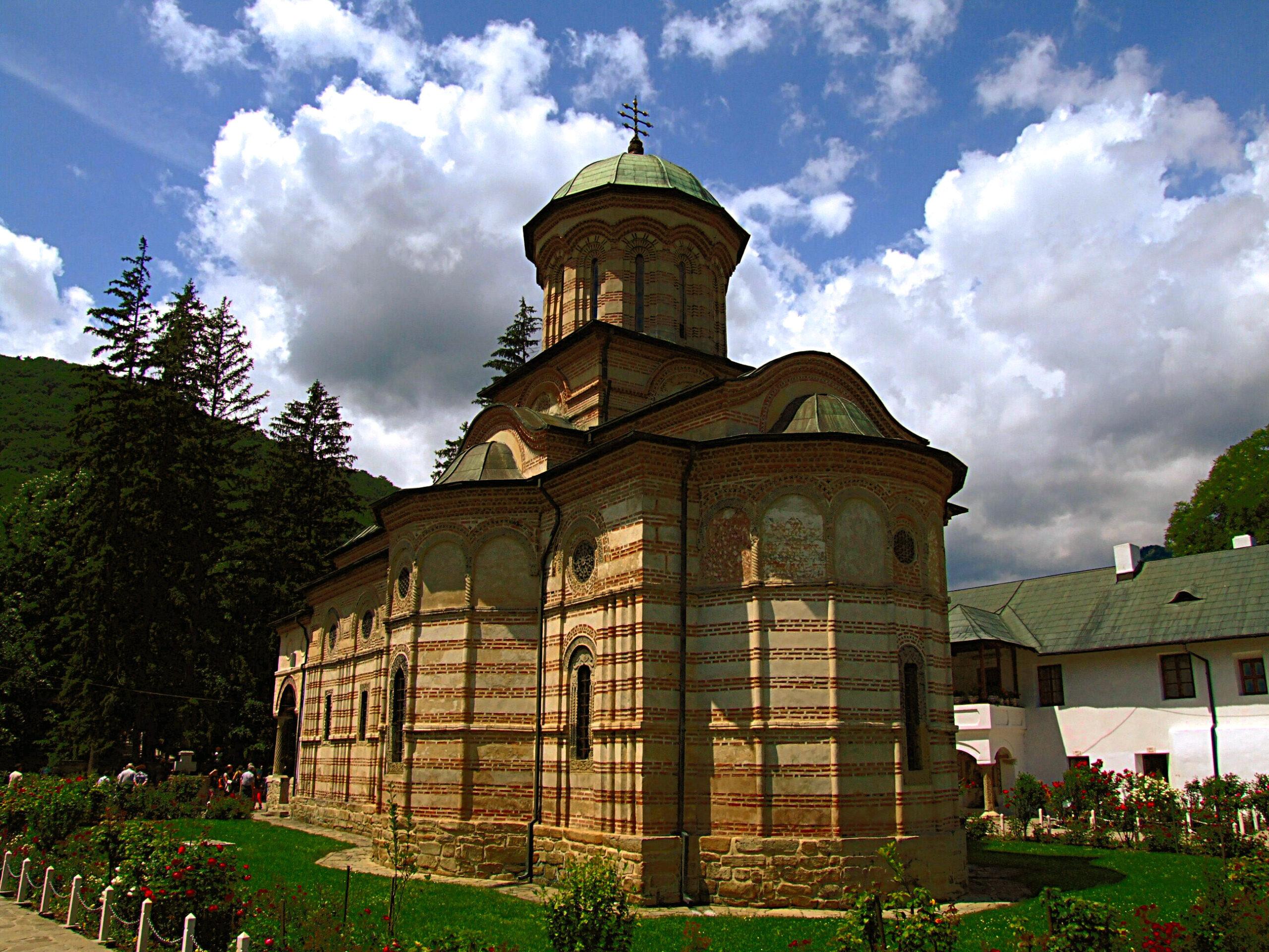 MĂNĂSTIREA COZIA, ROMÂNIA