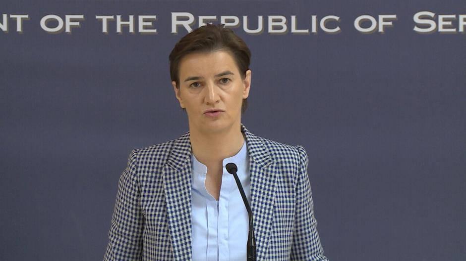 Anei Brnabić i-a fost încredințat mandatul pentru constituirea Guvernului