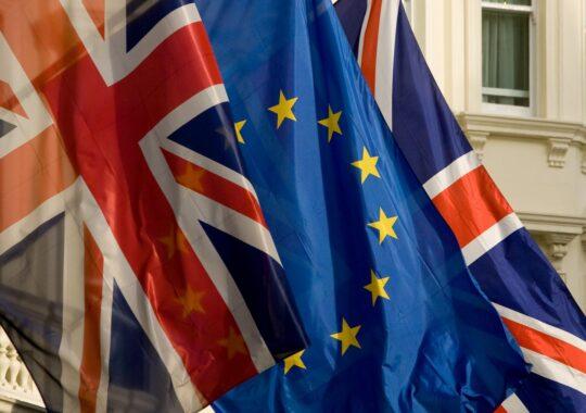NEGOCIERILE DINTRE UNIUNEA EUROPEANĂ ȘI REGATUL UNIT