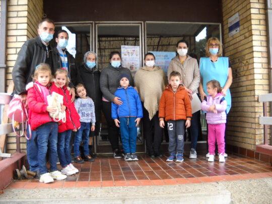 AApelul părinților copiilor de la grupul mixt de la Gădinița din Petrovasâla
