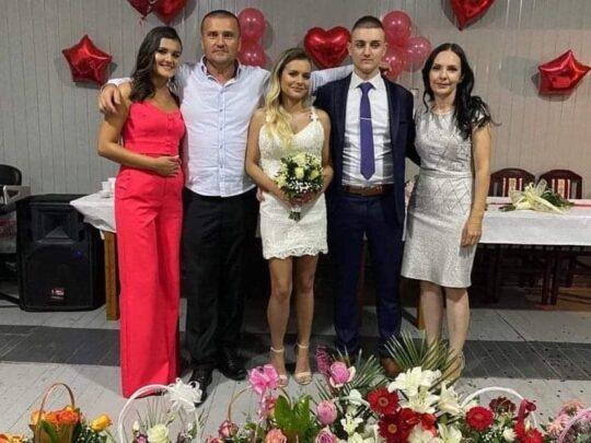 Familia Stanciu din Sân-Mihai