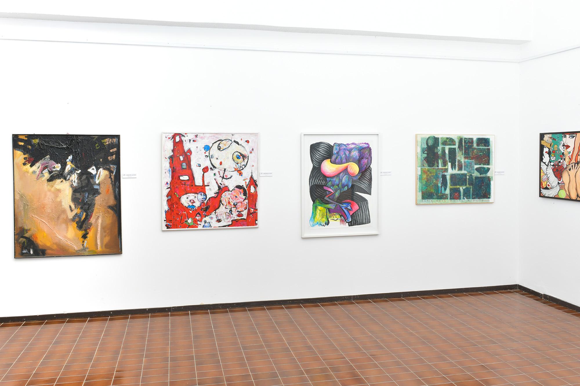 CRONICA COMUNEI CUVIN  – Salonul de Artă de Octombire