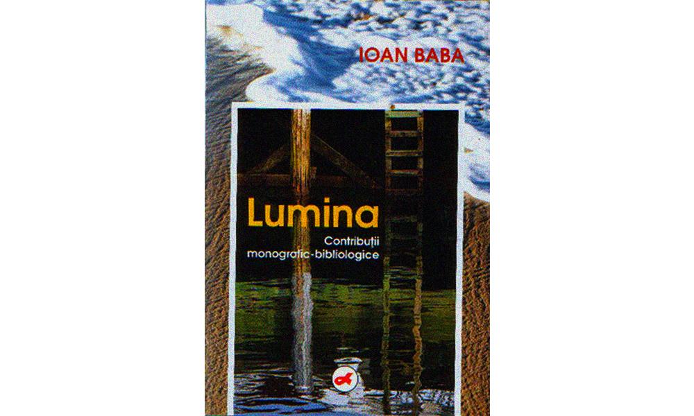 """Revista de literatură, artă și cultură transfrontalieră """"Lumina"""""""