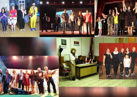 """,,Zilele De Teatru… 2020"""" Au ajuns la final"""