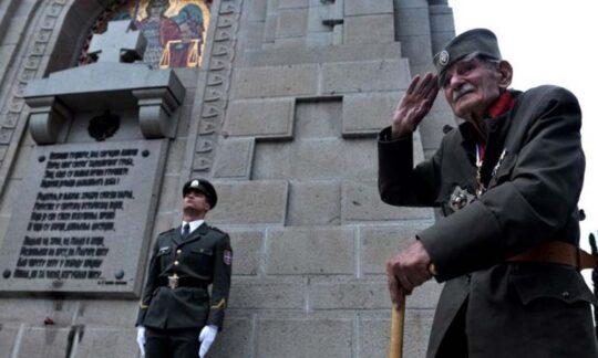 Ziua Armistițiului în Primul Război Mondial