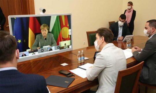 Brnabić a semnat Declarația privind piața regională comună