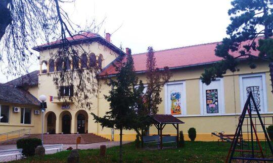 Casa de Cultură din Satu-Nou