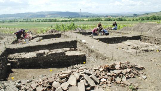 LA DOLOAVE  – Au fost descoperite așezăminte din Antichitate