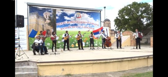 "LA GLOGONI  – ""Zilele Românilor"" on-line"