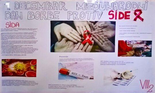 Ziua Mondială de Combatere a SIDA