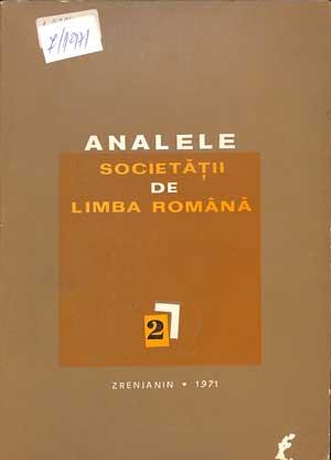 Analele Societății de Limba Română