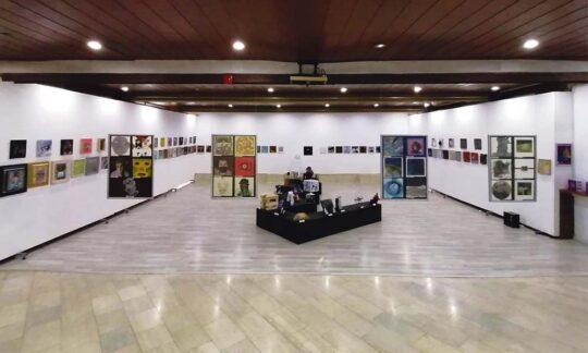 """Expoziția laureaților Concursului de Artă """"30×30"""""""