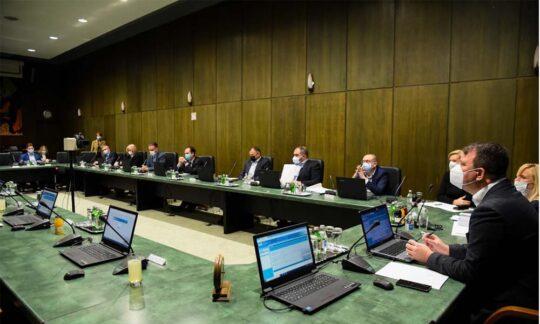 Comunicat de la ședința Guvernului Provincial
