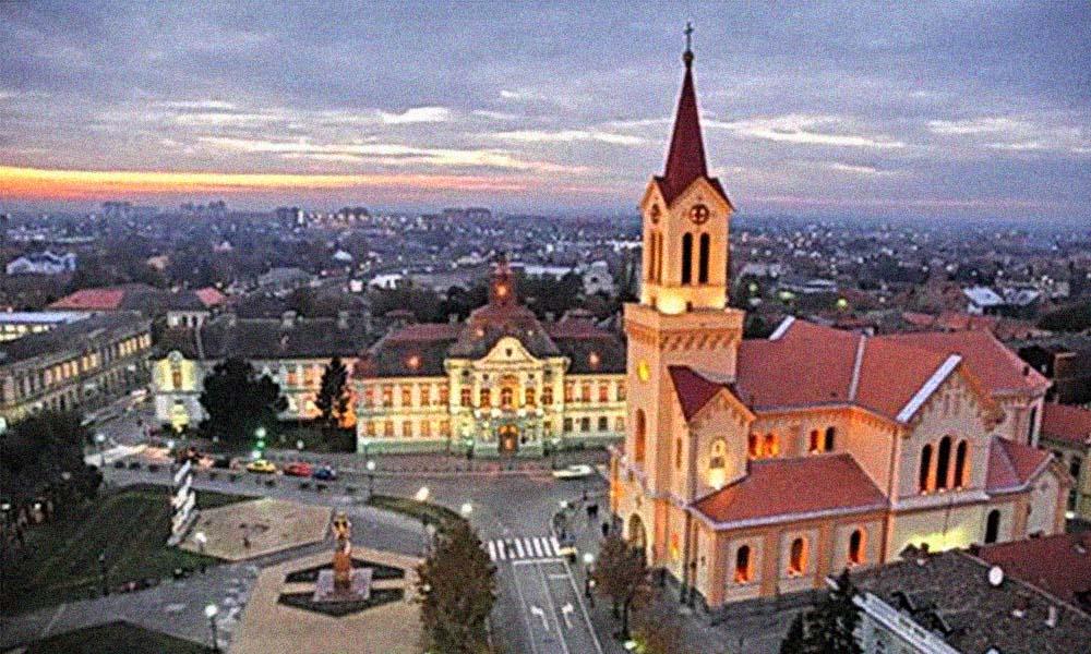 Dezvoltarea industrială rapidă a municipiului